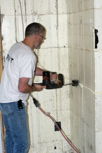 Installating Electrical in ICFs