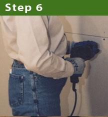 Step 6: Attach Drywall