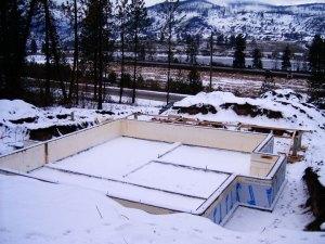 #concrete #Canada #coldweather #construction
