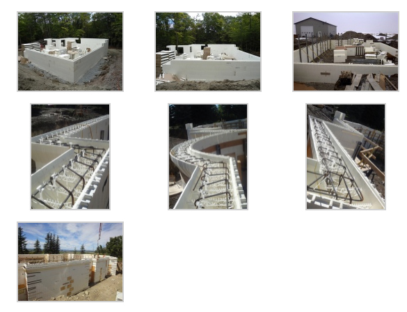 Advantage icf system plasti fab for Icf basement cost