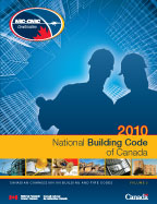 Follow the building code. Be sure to follow the building code requirements applicable in your region.