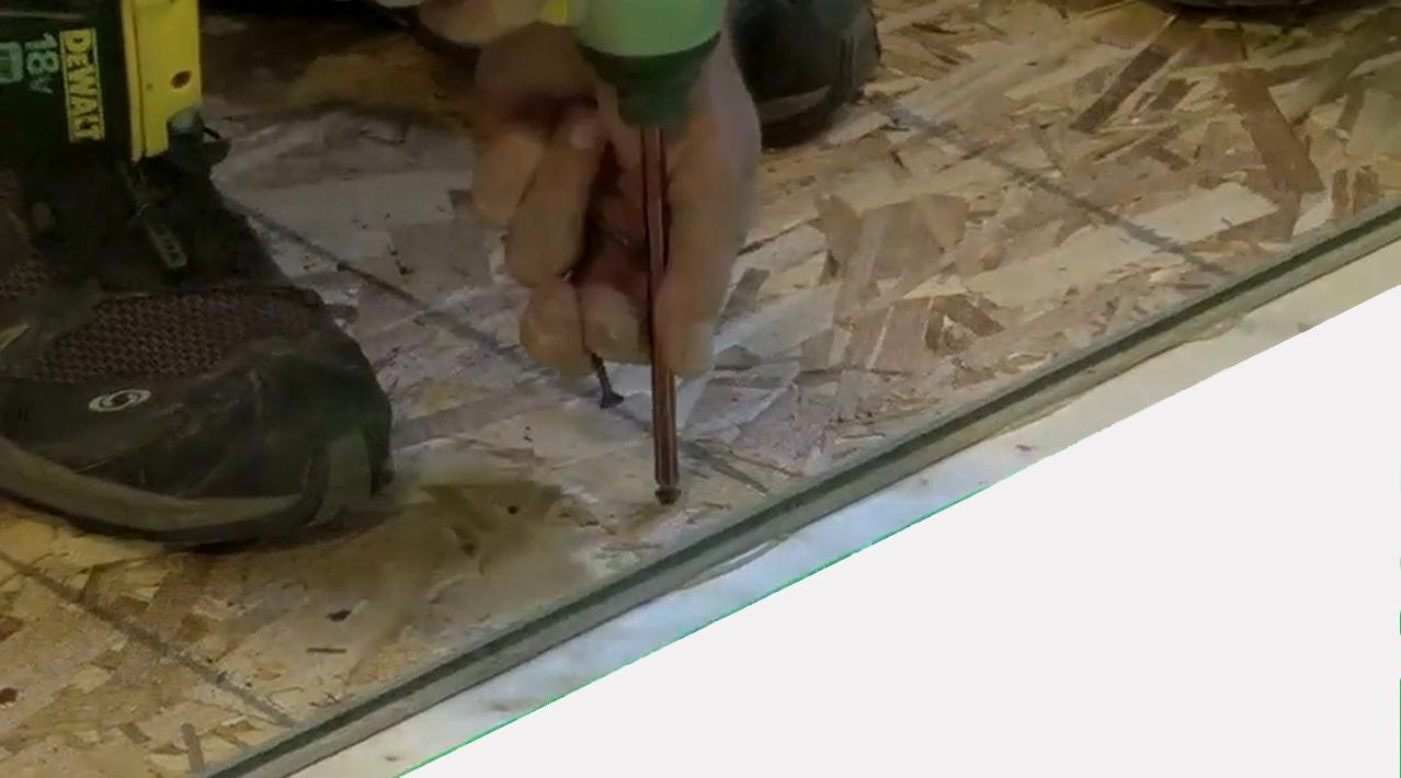 photo tutorial insulating basement floor with plastispan insulation