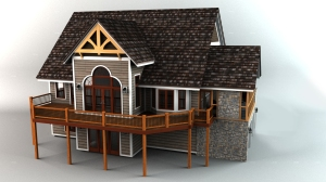 Plasti-Fab Solution House