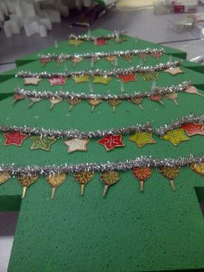 PlastiSpan Christmas Tree