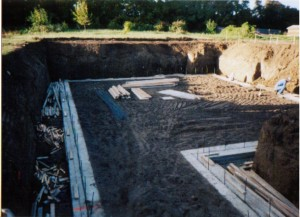 Footings Flat