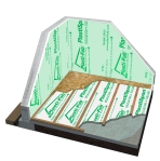 PlastiSpan HD Interior Basement Wall Insulation