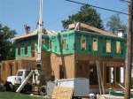 By using Insulspan's SIPs, paired with other sustainable technology, the home meets the Active House standard.