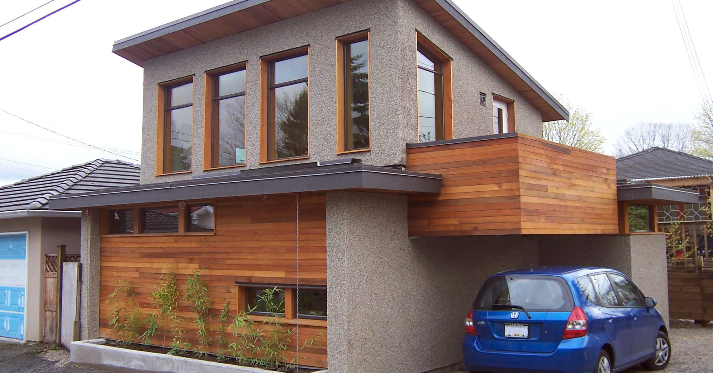 Energy Efficient Laneway Homes Help Green Vancouver S Urban Areas Plasti Fab