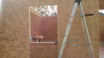 Precut openings like windows and doors are standard in RTA packages from Insulspan