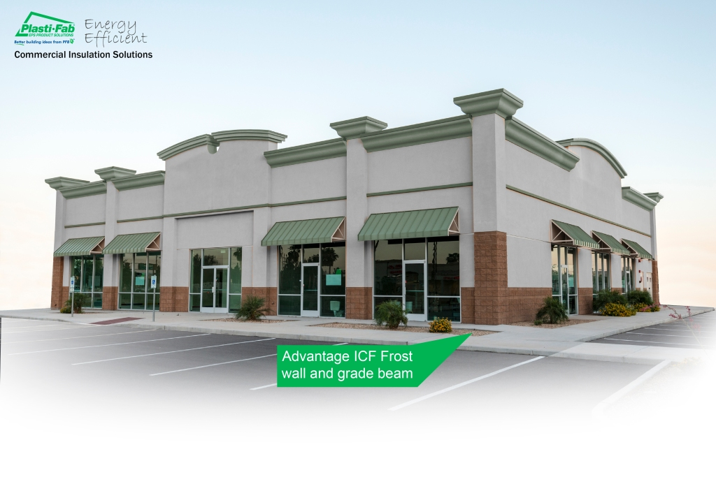 Commercial Insulation Solutions-adv frost wall