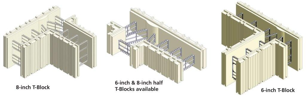 New T-Block