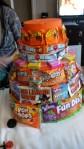 Candy Cake ready!