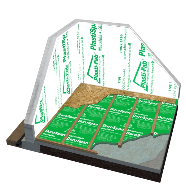 How To Install Insulating Basement Floor: A Step-by-Step Guide To Using DuroSpan™ To Insulate Your Basement Floor