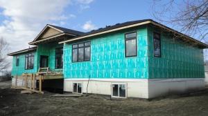Mills Residence Saskatoon DuroFoam Insulation Advantage ICF System
