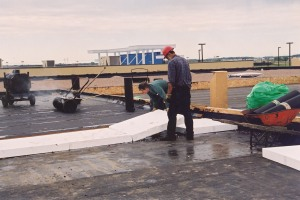 built-up-roofing